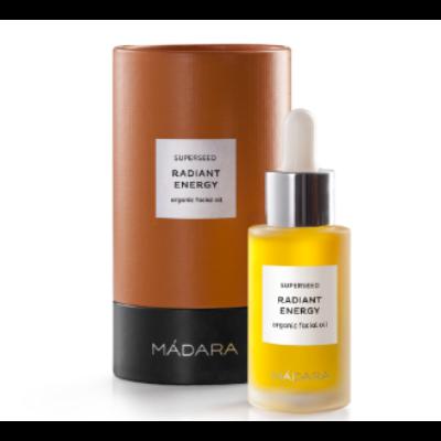 Mádara SUPERSEED Radiant Energy Beauty Oil 30ml