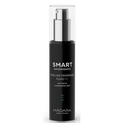Mádara Smart Antioxidants Fine Line Minimising Day Fluid 50ml
