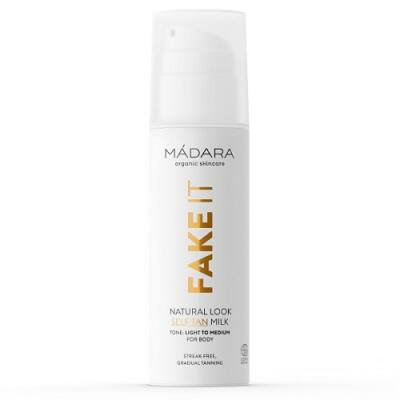 Mádara FAKE IT Natural Look Self Tan Milk 150ml