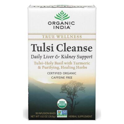 Organic India Tulsi Cleanse Tea - 18 bags
