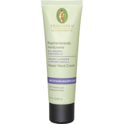 Primavera Relaxing Lavender Vanilla Repair Hand and Nail Cream 50ml
