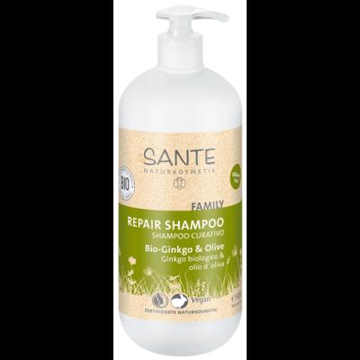 Sante Treatment Shampoo Organic Ginkgo and  Olive 950ml
