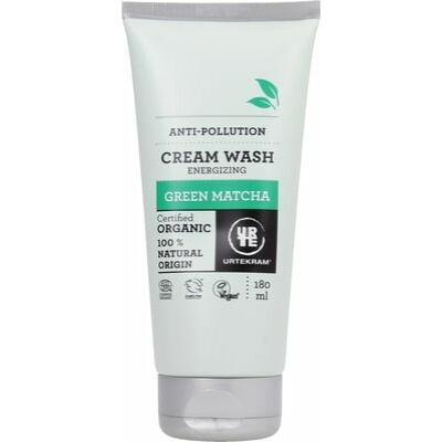 Urtekram Green Matcha Cream Wash 180ml