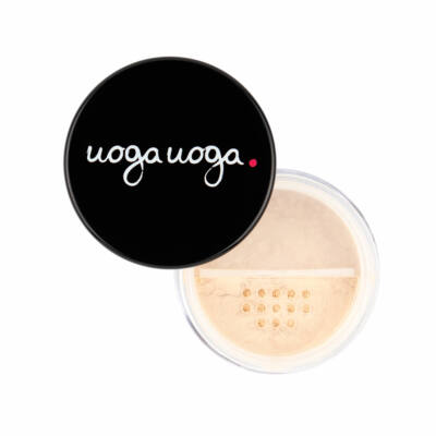 Uoga Uoga Natural Foundation Powders with Amber SPF15