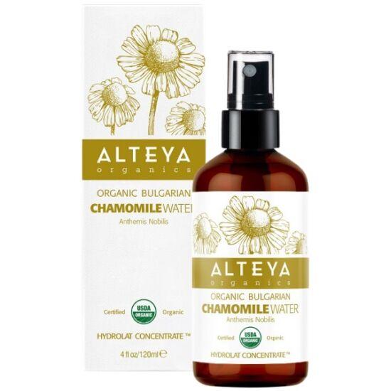 Alteya Organics Bio virágvíz - Kamilla 120ml