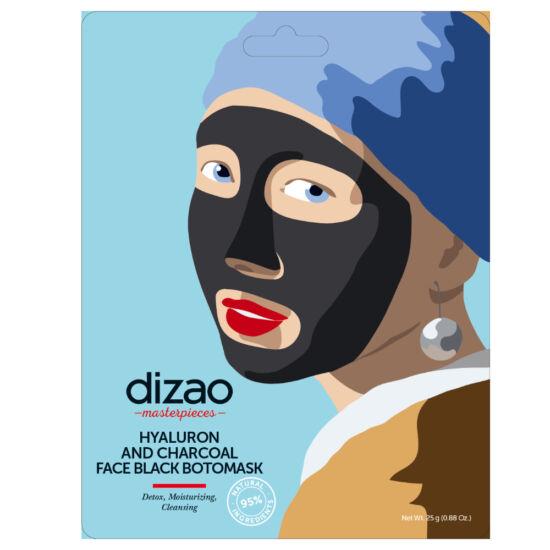 Dizao Tisztító fekete maszk hialuronsavval 25g