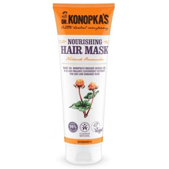 Dr. Konopka Tápláló hajpakolás 200ml