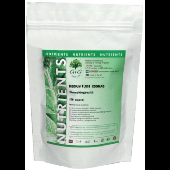 G&G Napi vitamincsomag - Medium plusz