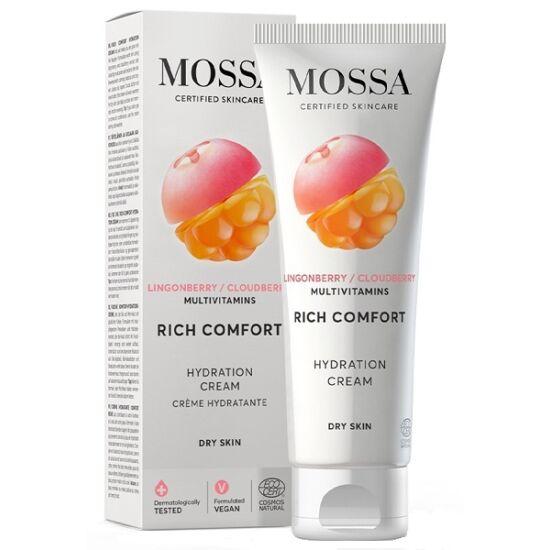 Mossa Rich Comfort Hidratáló krém 50ml