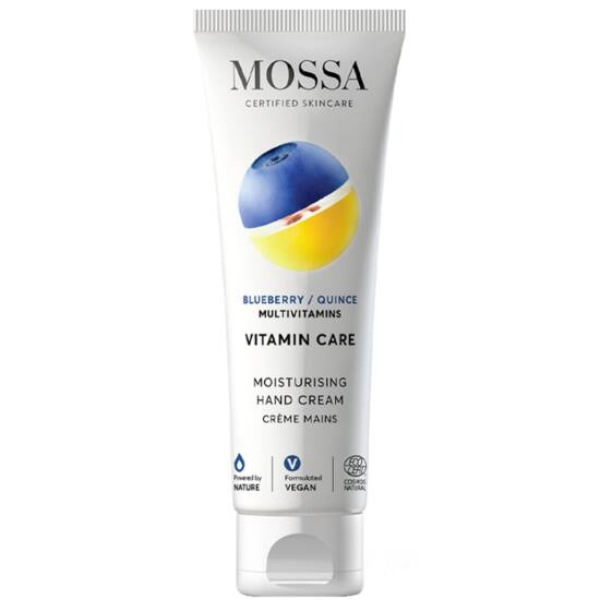 Mossa Vitamin Care Hidratáló kézkrém 75ml