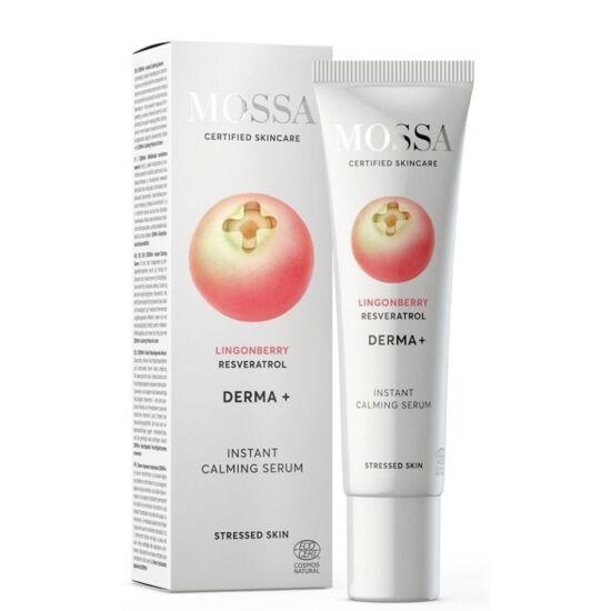 Mossa Derma+ Instant nyugtató szérum 30ml