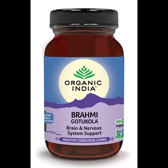 Organic India Bio Gotu Kola kapszula 90db