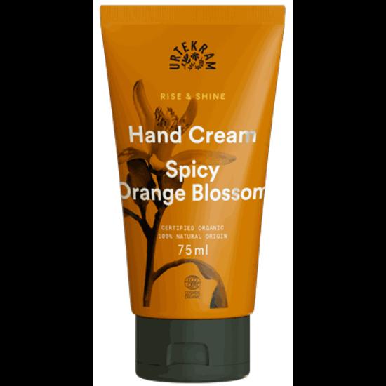 Urtekram Bio kézkrém - narancsvirág 75ml