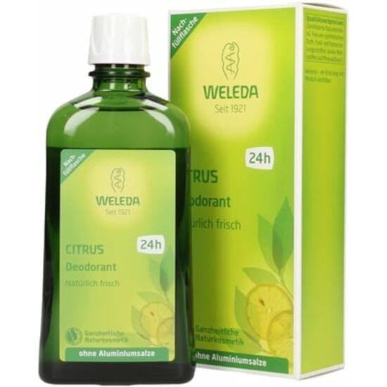 Weleda Citrus frissítő spray 200ml