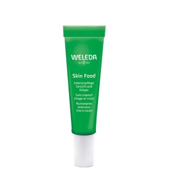 Termékminta | Weleda Skin Food intenzíven tápláló bőrápoló krém 10ml