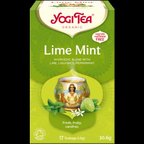 Yogi Tea Lime-menta, 17 filter x 1.8g (30.6g)