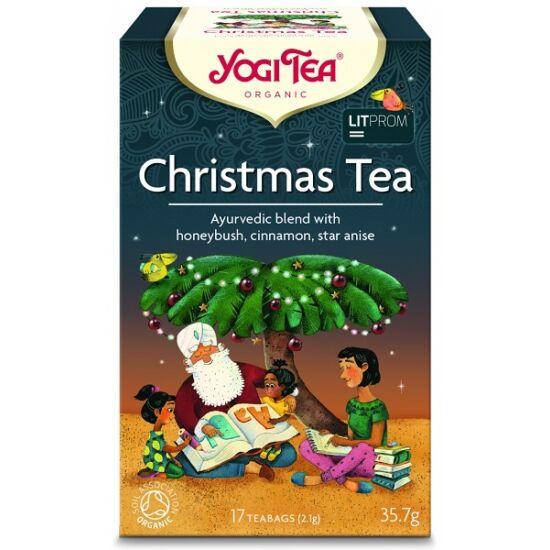 Yogi Tea Karácsonyi, 17 filter x 2.1 g (35,7g)