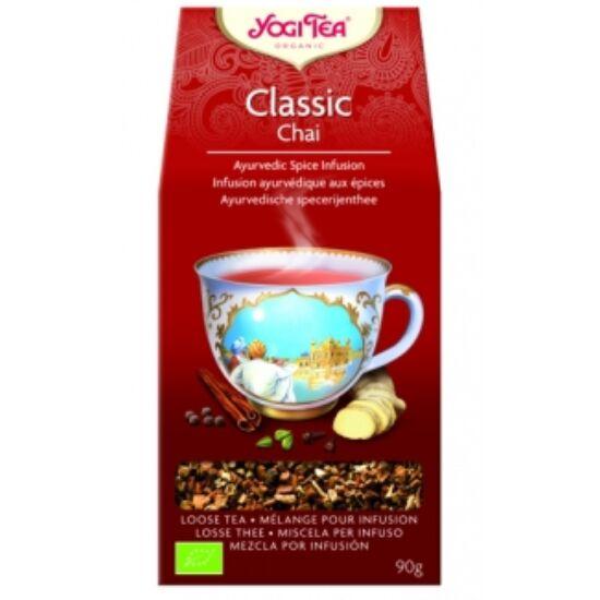 Yogi Tea Klasszikus Chai szálas 90g