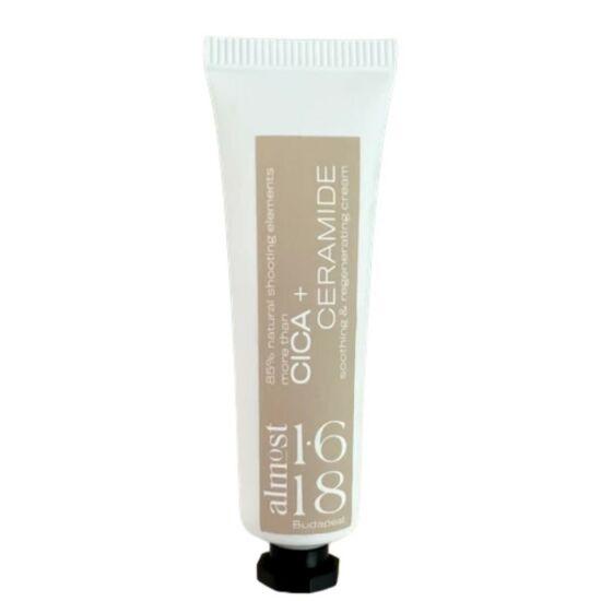 almost 1.618 CICA + CERAMIDE 85% nyugtató bőrvédő arckrém 30ml