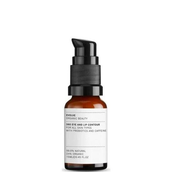 Evolve Organic Beauty 360 Szem- és ajakkontúr krém érett bőrre 15ml