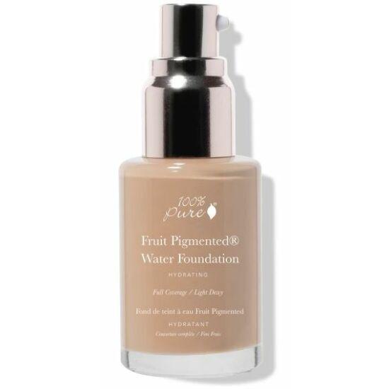100% Pure Fruit Pigmented® Erős fedésű vízbázisú alapozó - Olive 3.0 30ml