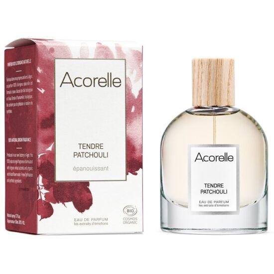 Acorelle Bio parfüm (EDP) - Fűszeres Pacsuli 50ml