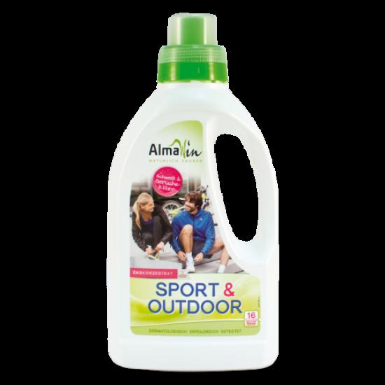 AlmaWin Folyékony mosószer koncentrátum sportruházathoz - 16 mosásra 750ml