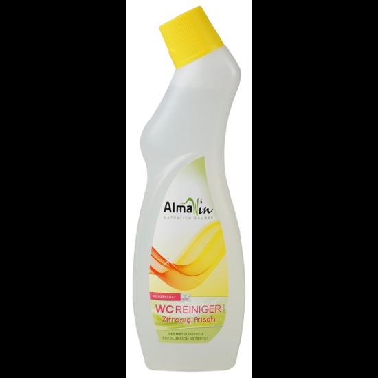 AlmaWin WC Tisztító koncentrátum friss citrom illattal 750ml