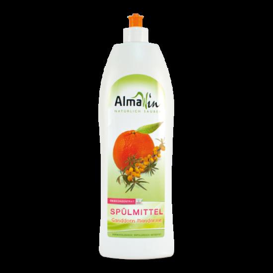 AlmaWin Kézi mosogatószer koncentrátum homoktövissel és mandarinnal 1L
