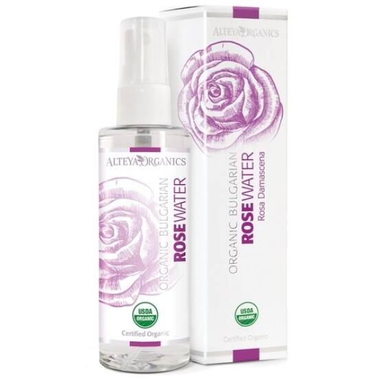 Alteya Organics Bio virágvíz - Rózsa 100ml
