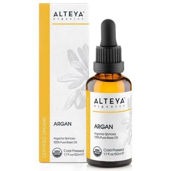 Organic Harmony Alteya Organics Argán olaj (Argania spinosa) - bio 50ml