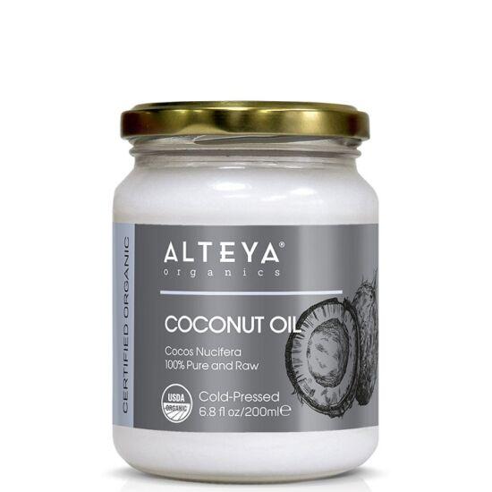 Organic Harmony Alteya Organics Kókusz olaj (Cocos nucifera) - bio 200ml