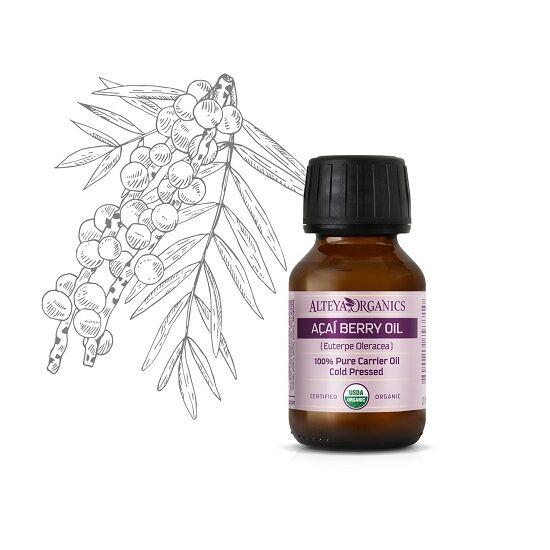 Organic Harmony Alteya Organics Açaí bogyó olaj (Euterpe oleracea) - bio 50ml