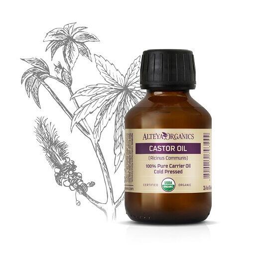 Alteya Organics Ricinus olaj (Ricinus communis) - bio 100ml