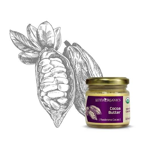 Organic Harmony Alteya Organics Kakaóvaj (Theobroma cacao) - bio 100ml