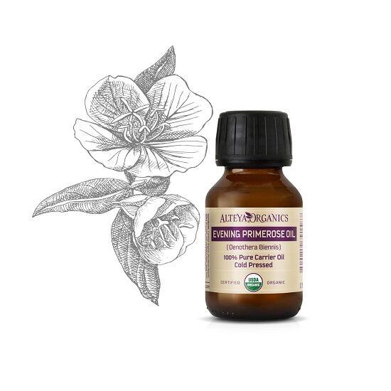 Organic Harmony Alteya Organics Ligetszépe olaj (Oenothera biennis) - bio 50ml