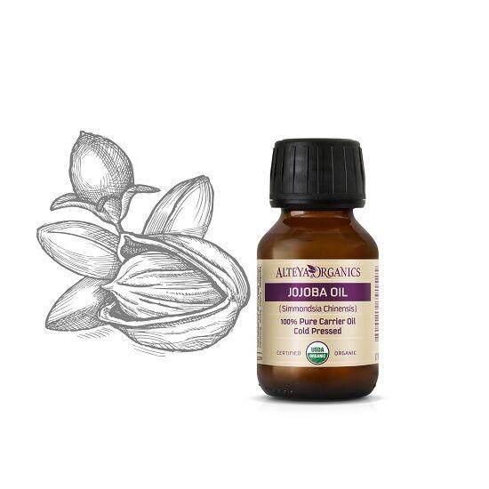 Alteya Organics Jojoba olaj (Simmondsia chinensis) - bio 50ml