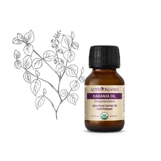 Organic Harmony Alteya Organics Karanja olaj (Pongamia glabra) - bio 50ml