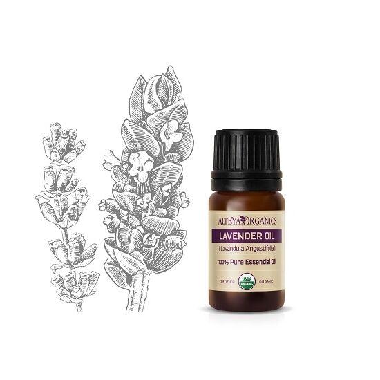 Alteya Organics Levendula (Lavandula angustifolia) illóolaj - bio 5ml