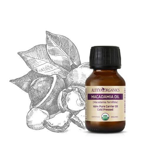 Organic Harmony Alteya Organics Makadámdió olaj (Macadamia integrifolia) - bio 50ml
