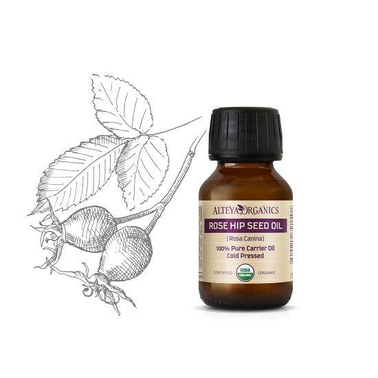 Organic Harmony Alteya Organics Vadrózsa (csipkebogyó) olaj (Rosa canina) - bio 50ml