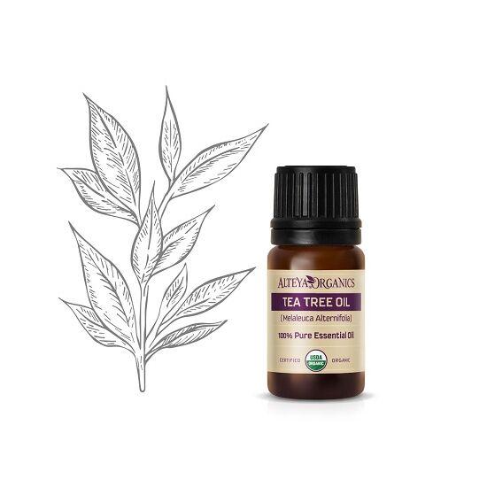 Alteya Organics Teafa (Melaleuca alternifolia) illóolaj - bio 10ml