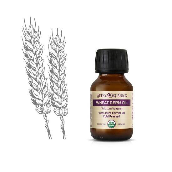 Alteya Organics Búzacsíra olaj (Triticum vulgare) - bio 50ml