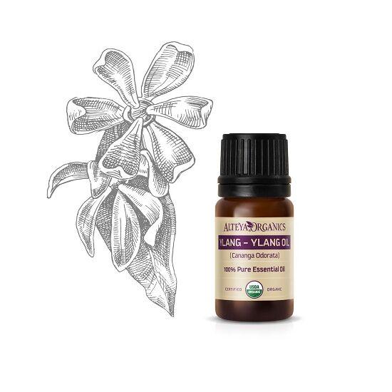 Alteya Organics Ylang-ylang komplett (Cananga odorata) illóolaj - bio 5ml