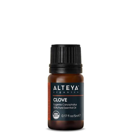 Alteya Organics Szegfűszeg (Syzygum aromaticum) illóolaj - bio 5ml