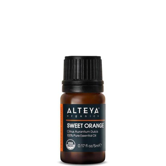 Organic Harmony Alteya Organics Narancs édes (Citrus aurantium dulcis) illóolaj - bio 5ml