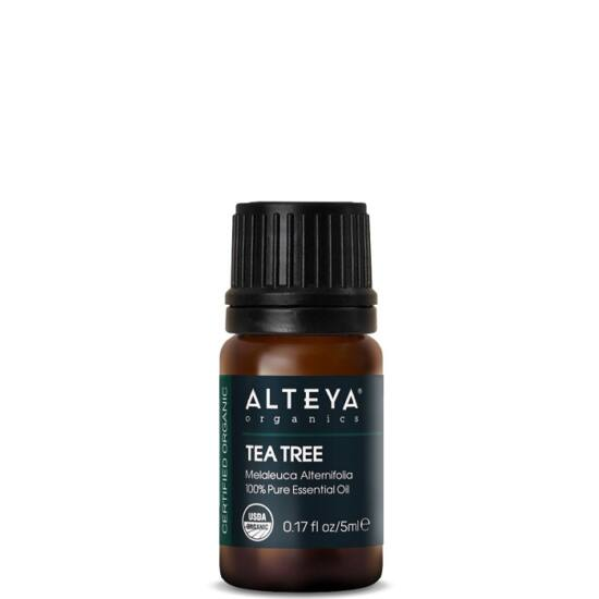 Organic Harmony Alteya Organics Teafa (Melaleuca alternifolia) illóolaj - bio 5ml