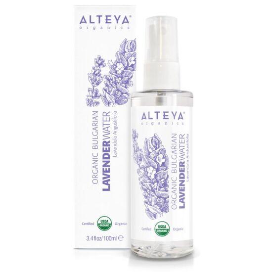 Alteya Organics Bio virágvíz - Levendula 100ml