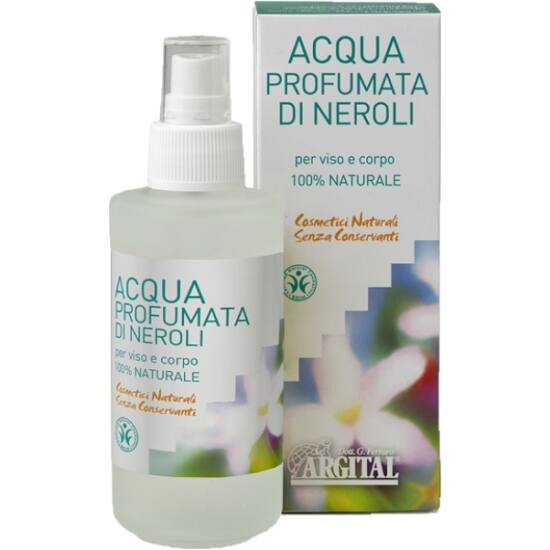 Argital Neroli illatos arc- és testpermet 125ml