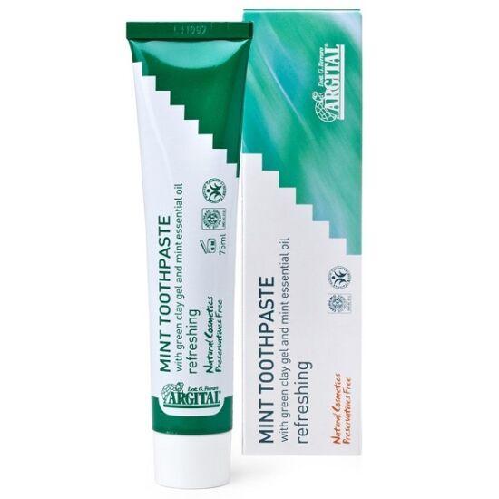 Argital Mentás fluoridmentes fogkrém 75ml